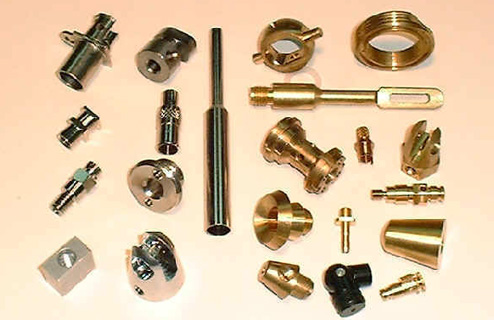 CNC Milling Parts Manufacturer CNC Turning Parts Manufacturer